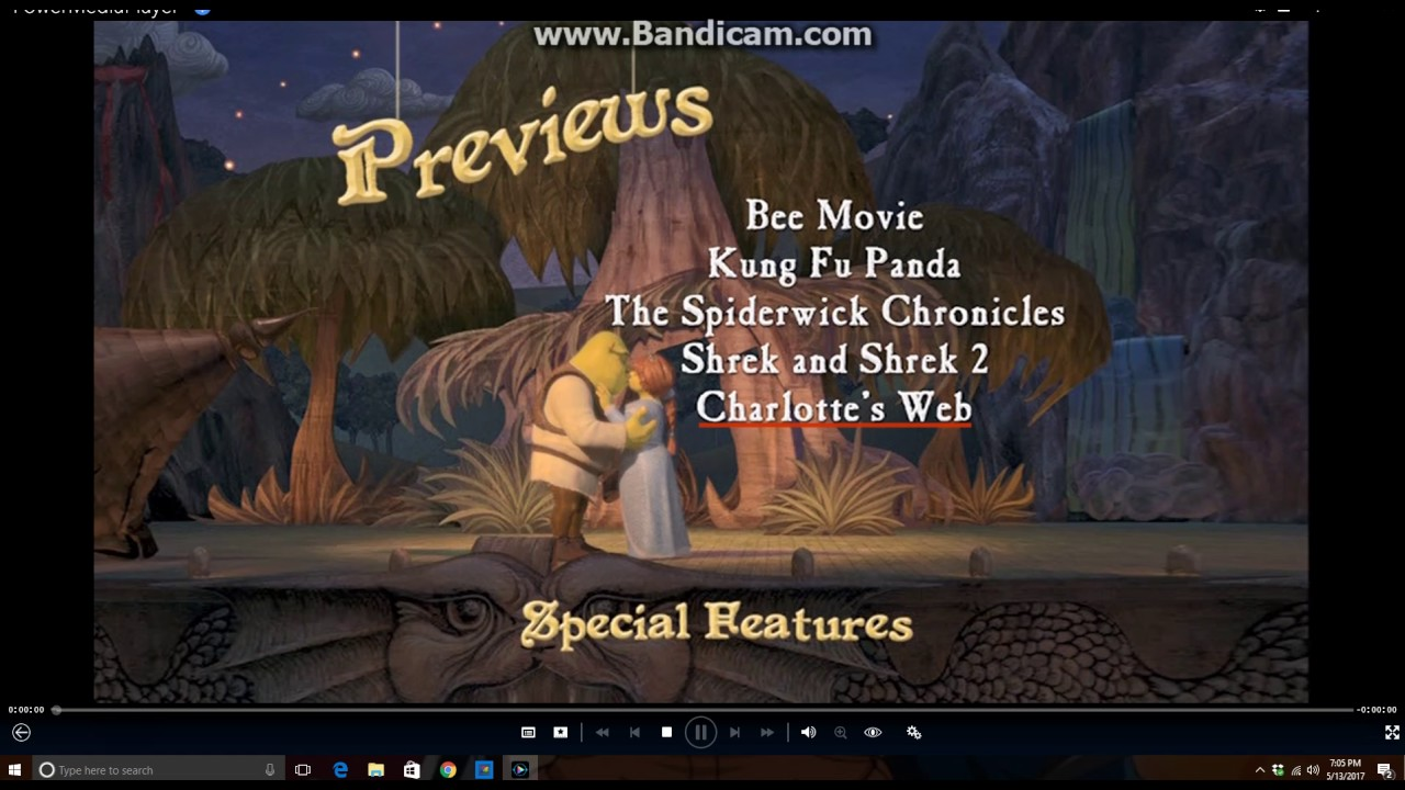 Trailers From Shrek The Third 2007 Dvd Youtube