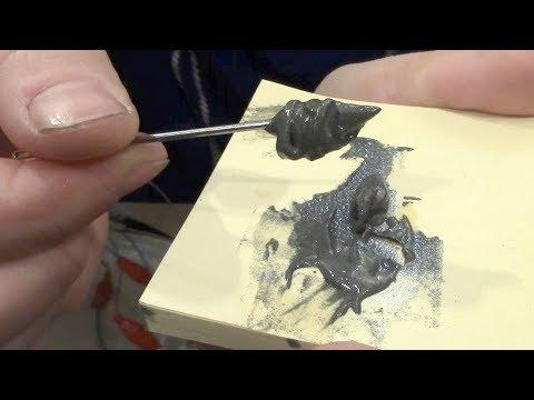 видео: Качественная паяльная паста своими руками (subtitles available)