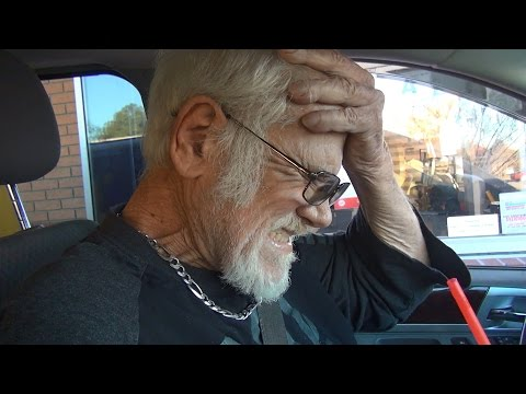 Angry Grandpa - The Burger King Four Cheese Whopper!