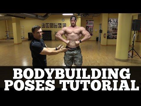 The Mandatory Bodybuilding Poses Tutorial (pose like a bodybuilder)