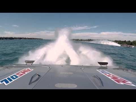 AMSOIL Offshore Dominates 2015 St Clair River Classic