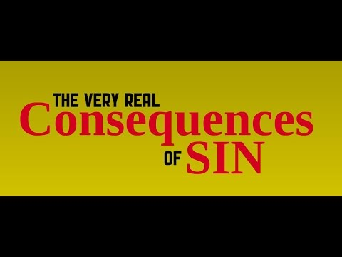 Revelation Study Part-34.  Sin Cosequence Of Two Tribes Of Israel.