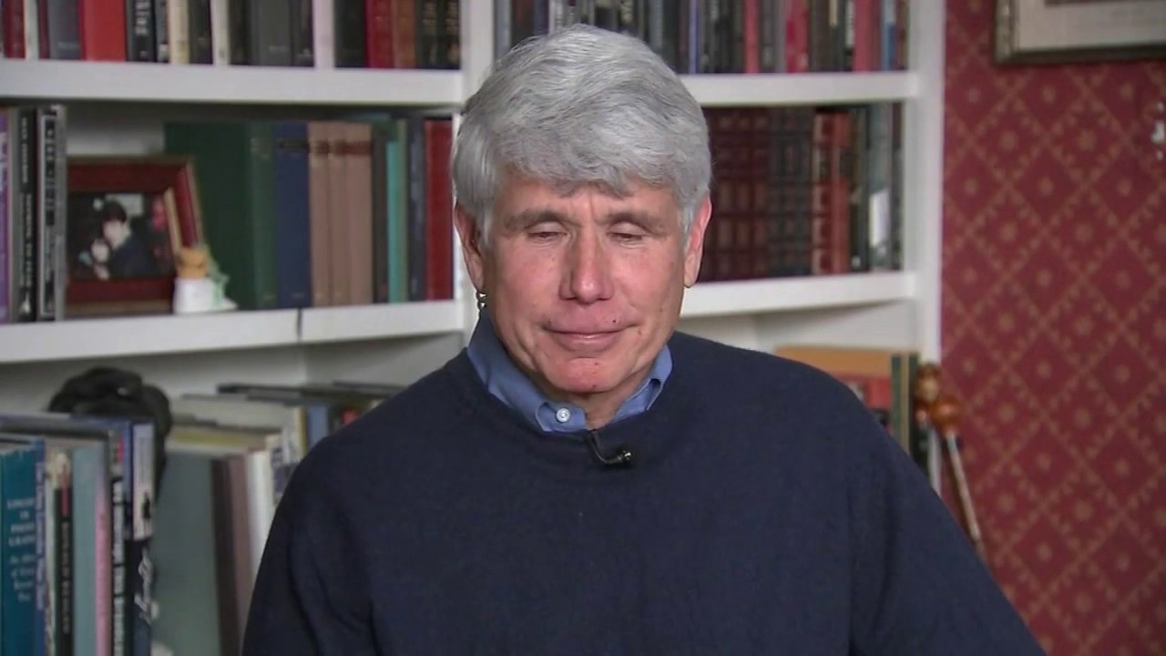 Rod Blagojevich gives first interview from Chicago home, says 'conviction was wrong'