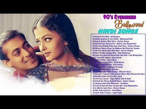 90's  Evergreen Romantic Songs Collection   JUKEBOX   Hindi Love Songs Unforgettable Golden Hits
