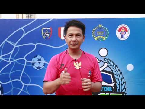 Football For Peace Indonesia Delon