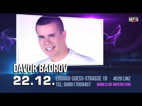 davor badrov @ club imperio linz 22.12.2012 top music tv