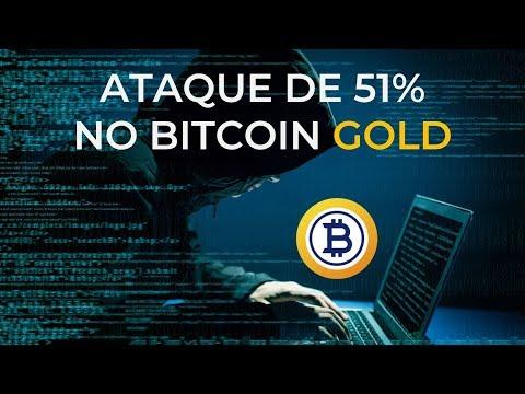 A verdade sobre o ataque de 51% no Bitcoin Gold