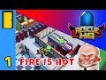 Woop Woop! That's The Sound of the Police! | Rescue HQ - The Tycoon - Part 1 (Pre-Beta Playtest)