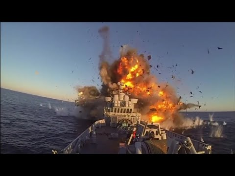 NAVAL VESSEL BOMBING- MUST SEE