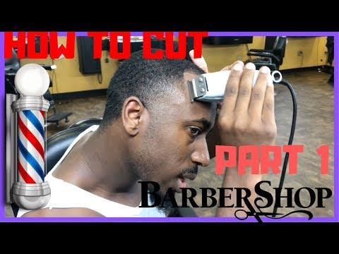 PROFESSIONAL BARBER shows you how to cut your own hair 360 waves! |Haircut Tutorial Cerise PART 1