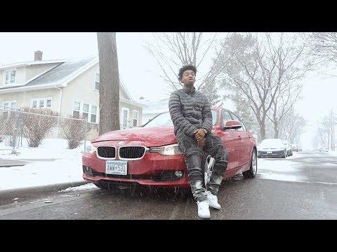Lil Jarv - Real Hunnas   Shot By @MinnesotaColdTv