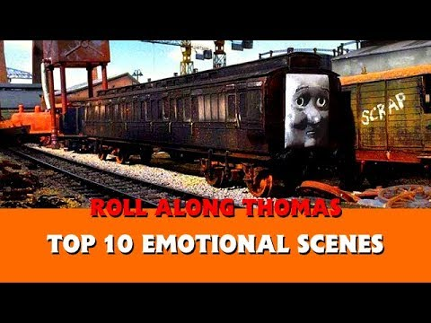 Roll Along's Top 10 Emotional Scenes in Thomas & Friends