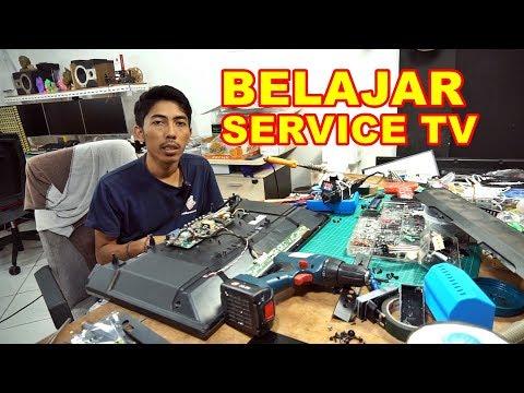 Memperbaiki TV LED Tidak Ada Gambar - VLOG129