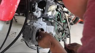 (Vlog 2) Quá trình dọn xe Wave Tq 1 cách đơn giản và tiết kiệm nhất - SDT/ZALO: 0939333278