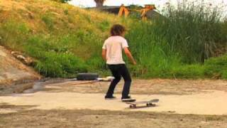 Emerica Stay Gold B-side: Collin Provost