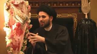 10. The Majestic Dimension of Imam Hussein - Maulana Syed Muhammad Baqir Qazwini