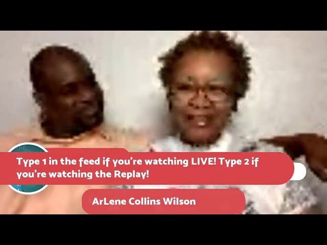 UNSTOPPABLE Stories Show-A Rare & Special love-Eric-Arlene Wilson