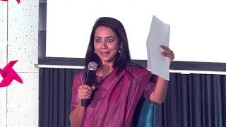 Responsibilities of a Journalist     Naghma Sahar   TEDxShivajiCollege