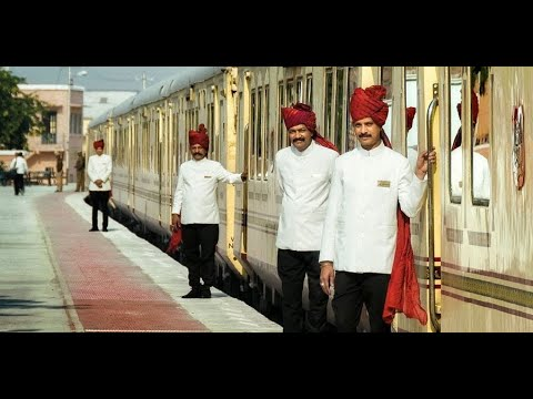 Palace on Wheels - Luxury Train Travel India - A Week in Wonderland