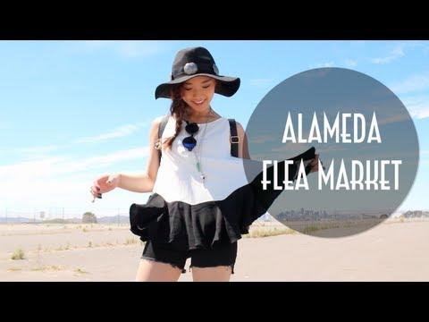 Alameda Flea Market Haul: Home Decor + Knickknacks