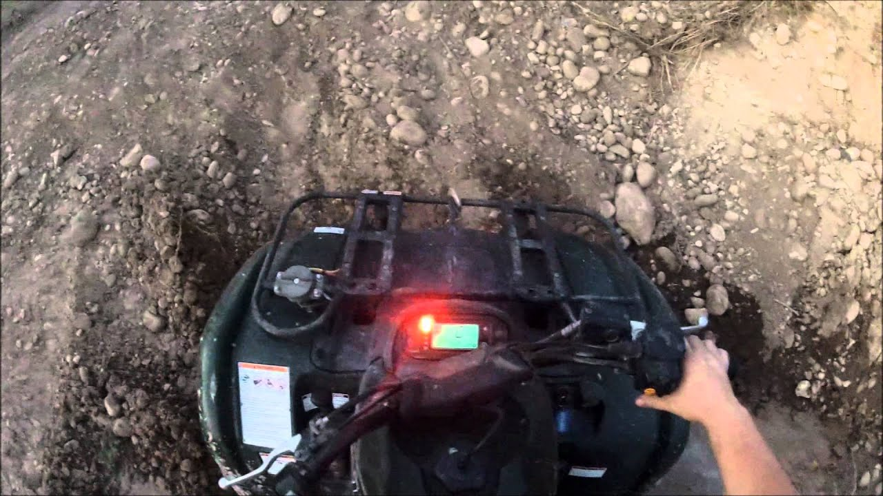 Yamaha Grizzly 660 >> GOPRO 2004 Yamaha Grizzly 660 - YouTube