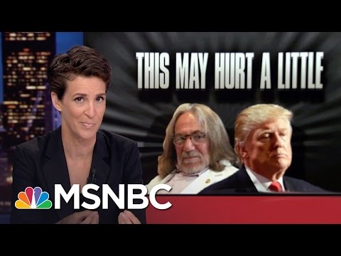 Donald Trump's Docto Softens On Candidate's Health | Rachel Maddow | MSNBC