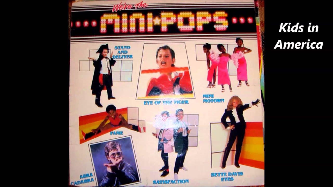 Kids In America - Mini Pops Version