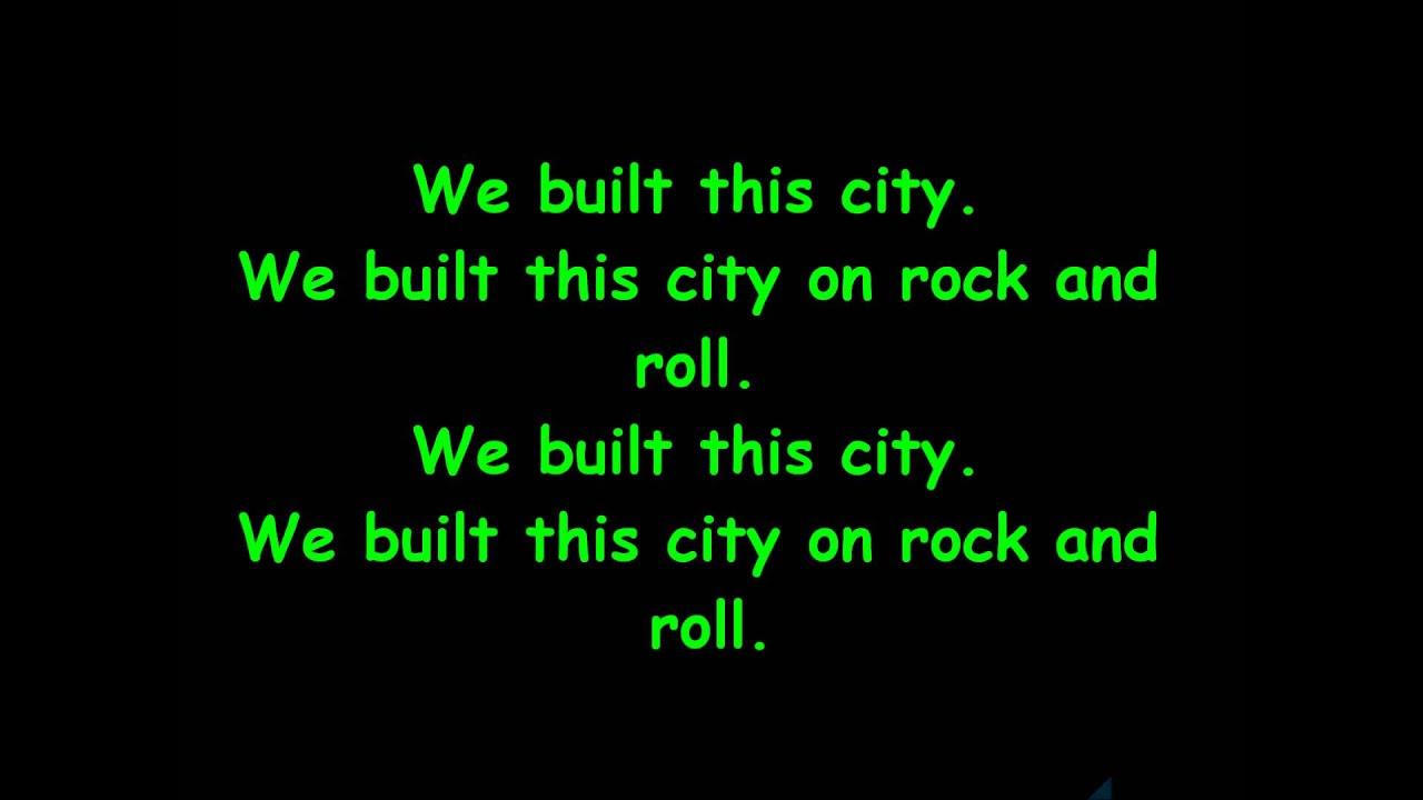 ROCK CITY - YOU AND I LYRICS