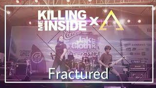 Killing Me Inside (KILMS) x Aiu - Fractured Live at JakCloth Goes to Denpasar (05/08/2017)