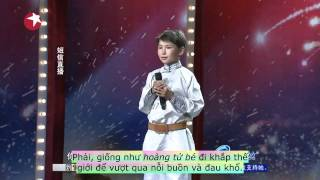 [Vietsub]Mother In The Dream - Uudam (China Got Talent)