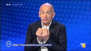 Sisto (Forza Italia): Paese distrutto dalla politica renziana thumbnail