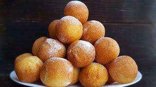ШИКАРНЫЕ творожные ПОНЧИКИ 😋 Простой и ВКУСНЫЙ рецепт 😋 Cottage cheese donuts