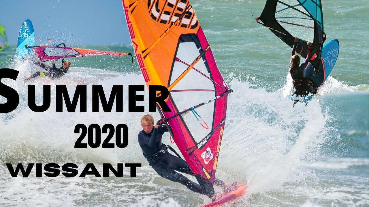 Summer 2020 Windsurf In Wissant Youtube