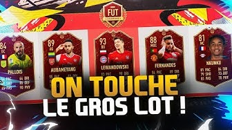 RÉCOMPENSES FUT CHAMPS - ON TOUCHE LE GROS LOT !