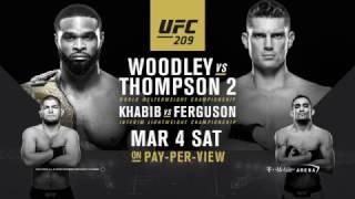 UFC 209: Rashad Evans - New Weight, New Me