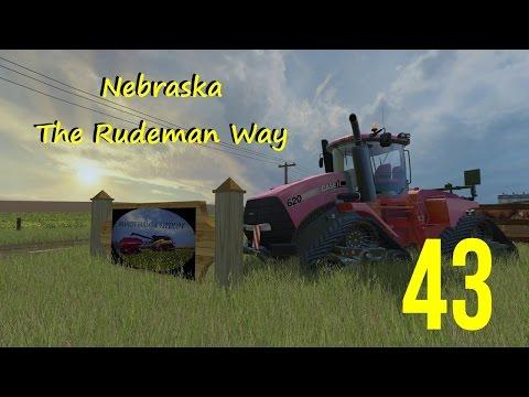 Farming Simulator 2015 Nebraska Let's Play Ep 43