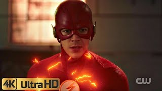 The Flash 5x11 Killer Frost and Flash vs Cicada Fight Scene | 4K Ultra HD