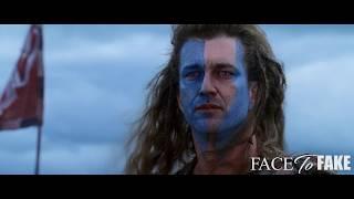 Coming Soon / Muy Pronto - [BRAVEHEART] Gerard Butler as William Wallace