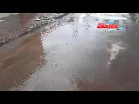 pérdida de agua en yapeyú