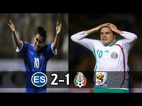 El Salvador [2] vs Mexico [1] FULL GAME [ES4] : 6.6.2009 : WCQ2010