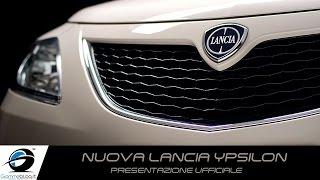 Nuova Lancia ypsilon   PRESENTAZIONE UFFICIALE Salone Francoforte 2015
