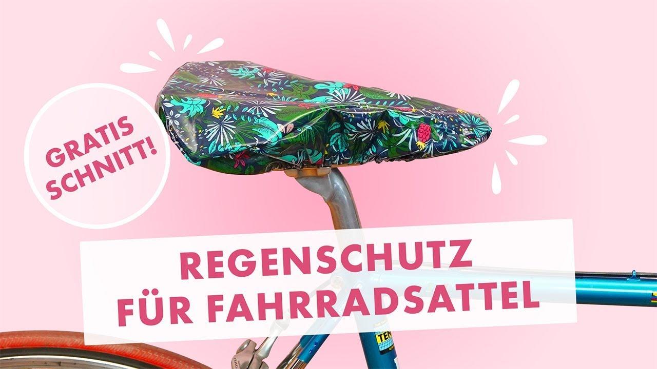 *Sattelschutz  Fahrrad Sattel Regenschutz Sattelüberzug Bezug Regen Haube Scho