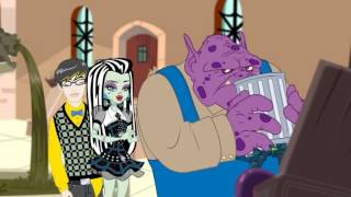 Monster High - S03xE20.El Cuerpo del delito (español)