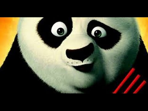 Играем в игру кун фу панда #2
