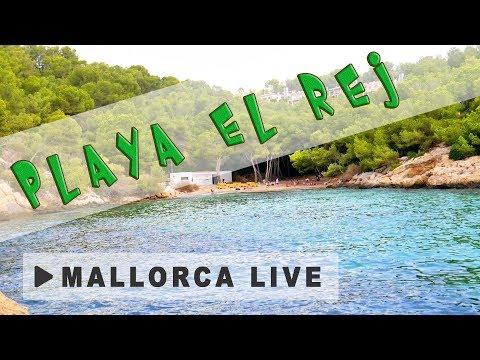 """Wunderschöne Bucht und Strand """"Playa del Rei"""" bei Portals Vells"""