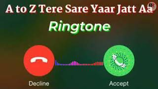 A To Z Tere    Best Hindi Ringtone    tik-tok viral video ringtone