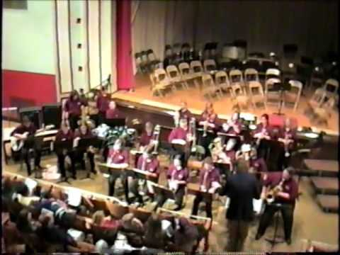 Longfellow JH Jazz Band - Jingle Bells arr. by Jerry Nowak