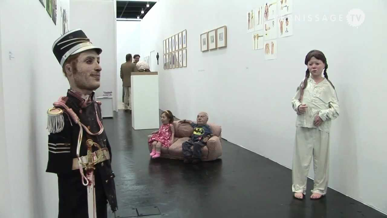 Enrique Marty at Deweer Gallery, Art Cologne 2012