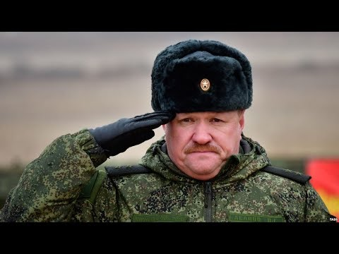 MOVING: Hero's Burial for Russian General Killed by ISIS - Russian TV News