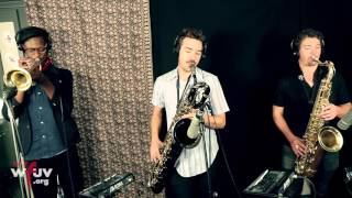 """Nathaniel Rateliff & The Night Sweats - """"I've Been Failing"""" (Live at WFUV)"""
